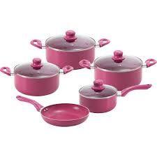 jogo de panelas teflon cor de rosa - Pesquisa Google