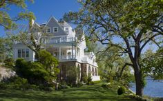 The finest in Sound Shore living at Kirby Pond in Rye, New York.