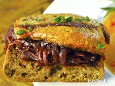 http://izeselet.hu/receptek/kacsamajas-szendvics-lilahagymalekvarral/