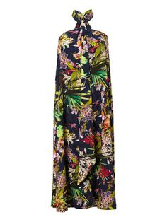 d04d8305bb27 Floral printed maxi dress from JUNAROSE.  dress  floral  maxidress   plussize