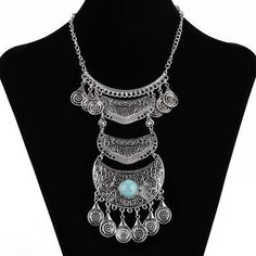 Egyptian sTyle BNB Necklace