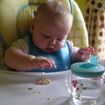 Simple breakfast recipes for baby led weaning