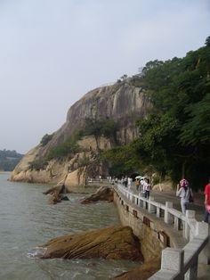 Xiamen, China.