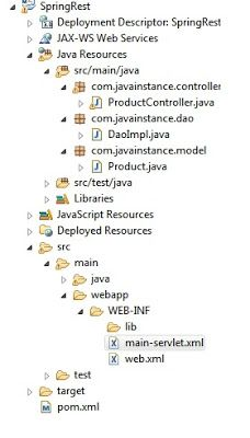 Building restful web service in Java using spring with JSON response   In our previous posts  Sp...