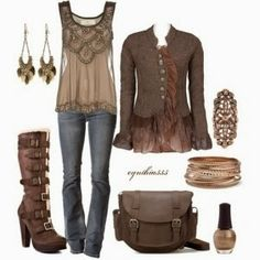 Brown Combination