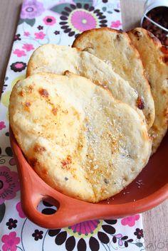 Peshwari Naan | K.O Rasoi with lots of lovely coconut inside.