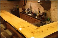 Awesome Bar top Clear Coat