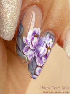 85 Best Zhostovo Nail Designs Images On Pinterest Stickers