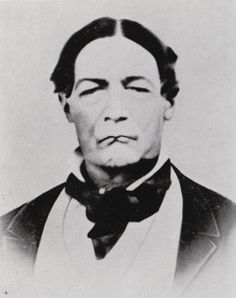 William Walker, Chief and Son of William Walker,Sr.  died 1874, Wyandotte, Kansas.  Was highly educated, could speak English and French, read Latin and Greek.  Was a Methodist and Mason.