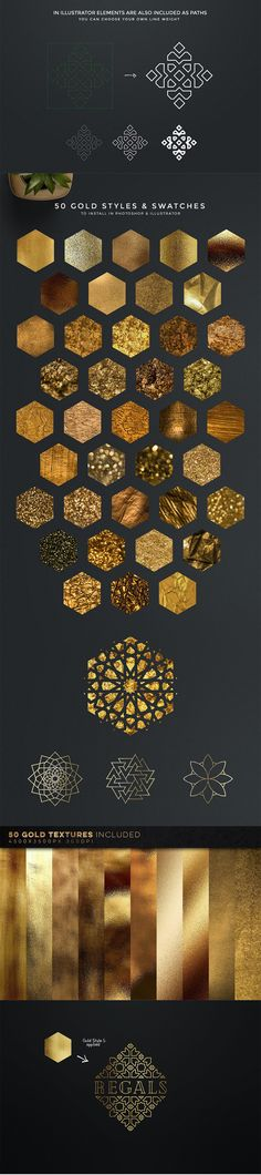 Geometric Logo Creation Kit – Arabian Edition
