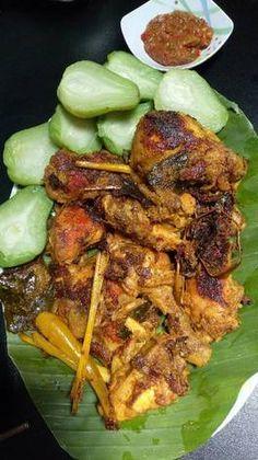 Resep Ayam Bakar Padang Oleh Vivi Piepie Resep Resep Ayam Resep Makanan Cina Resep Masakan