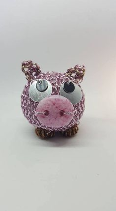 Perky the Pig by AlissasCraftings on Etsy