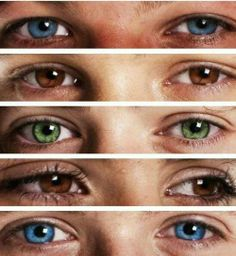 Beautiful eyes *-*