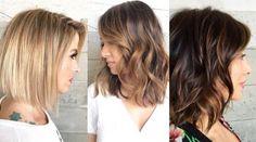 Du bist Fan mittellanger Haare? Heute 11 der schönsten mittellangen Frisuren dieser Jahreszeit!