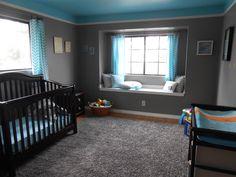Here's my baby boy's room!
