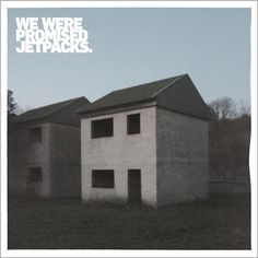 We Were Promised Jet Packs - These Four Walls on Limited Edition Colored LP + Download