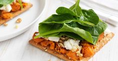 This quick and healthy recipe is proudly brought to you by Arnott's Vita-Weat and Taste.com.au.