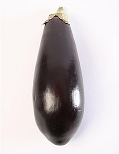 The ABC of fruit and vegetables  Aubergine