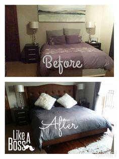 New bedroom #coricraft