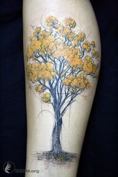 Ipê tattoo - Google Search