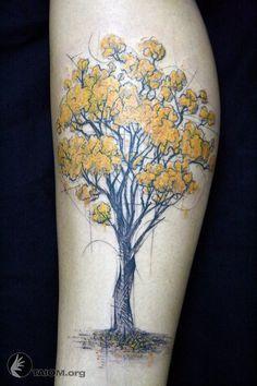 Ipê tattoo - Google Search