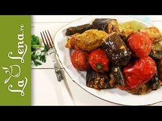 Dolma(Sarmale arabesti) - Reteta VIDEO Oriental, Chicken, Cooking, Ethnic Recipes, Food, Youtube, Kitchen, Essen, Meals