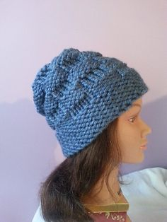 Basket Weave Hat by Suzy Greenwell