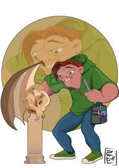 Quasimodo (Der Glöckner von Notre Dame)
