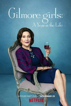 Gilmore Girls: A Year In The Life, Emily Gilmore
