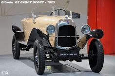 Citroën  B2 CADDY SPORT - 1923