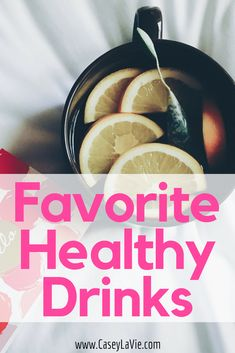 These healthy drinks make a great choice instead of soda. If youre trying to lose weight look great and feel great try these Whole 30 friendly drink ideas. Health And Fitness Tips, Health And Wellness, Health Tips, Yummy Drinks, Healthy Drinks, Fancy Drinks, Healthy Meals, Healthy Food, Drink Tags
