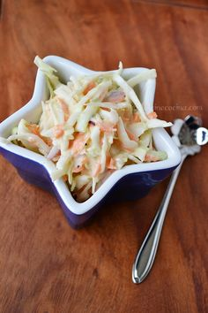 Ensalada de col estilo KFC Wine Recipes, Mexican Food Recipes, Salad Recipes, Vegan Recipes, Cooking Recipes, Ethnic Recipes, Kfc, Vegetable Salad, Healthy Cooking