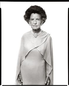 Rose Fitzgerald Kennedy by #RichardAvedon 1961