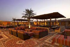 Al Hadheerah dessert Dubai (Bab Al Shams resort)  // United Arab Emirates