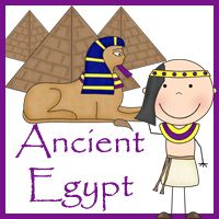 Free Ancient Egypt Unit Study 1st-3rd Grade - starts off using google maps to see the nile and such