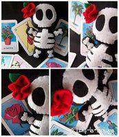 Dia de los Muertos by ~LoRi-La-Tortuga on deviantART
