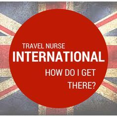 Find the answer to some of your questions regarding becoming an International Travel Nurse. International Travel Nursing, Rn Nurse, Nurse Stuff, Interview Skills, Nursing School Tips, Nursing Wear, How Do I Get, Nclex, School Hacks