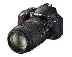 Compre já a sua Câmera Reflex Nikon D3100 + Lente 18-55mm, por R$ 1.999,00.