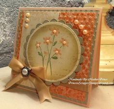 Heather Prince made this lovely card on scs