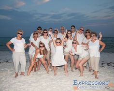 Big Family Beach Picture Ideas | visit expressionsbeach photoshelter com