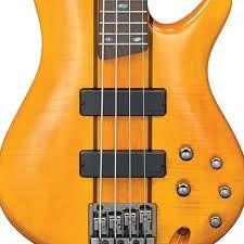 Amber guitar