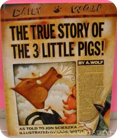 Place Value with The Three Little Pigs
