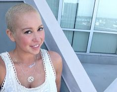 Growing Your Hair Out After Chemo with PICTURES