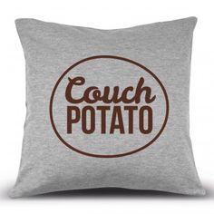 Kissenhülle Couch Potato