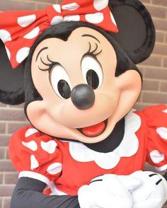 Shanghai Disney Resort - Minnie Mouse:)