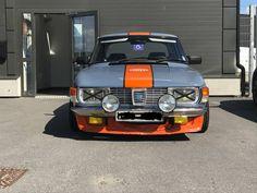 Saab 99 1984, Gulfracing 99