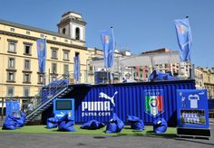 14/10/11 Monster hiding in PUMA's container pavilion?