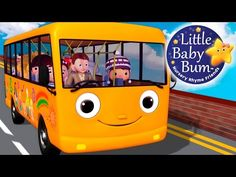 Kola na sběrnici   Plus mnoho dalších říkadel   54 Minutes Compilation od LittleBabyBum! - YouTube
