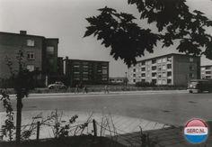 Goselingstraat Heerlen (jaartal: 1960 tot 1970) - Foto's SERC