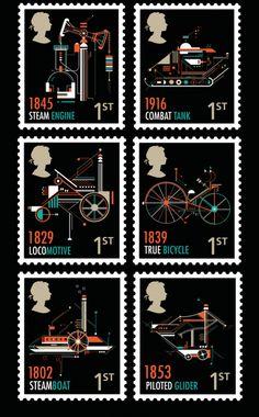 I francobolli di Petros Afshar  http://www.bloggokin.it/2013/01/22/i-francobolli-grafici-di-petros-afshar/